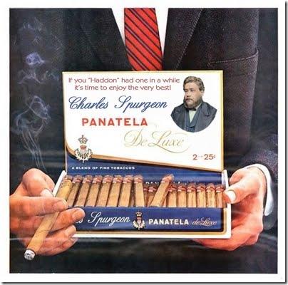 20 Maneiras de fumar charutos para a glória de Deus