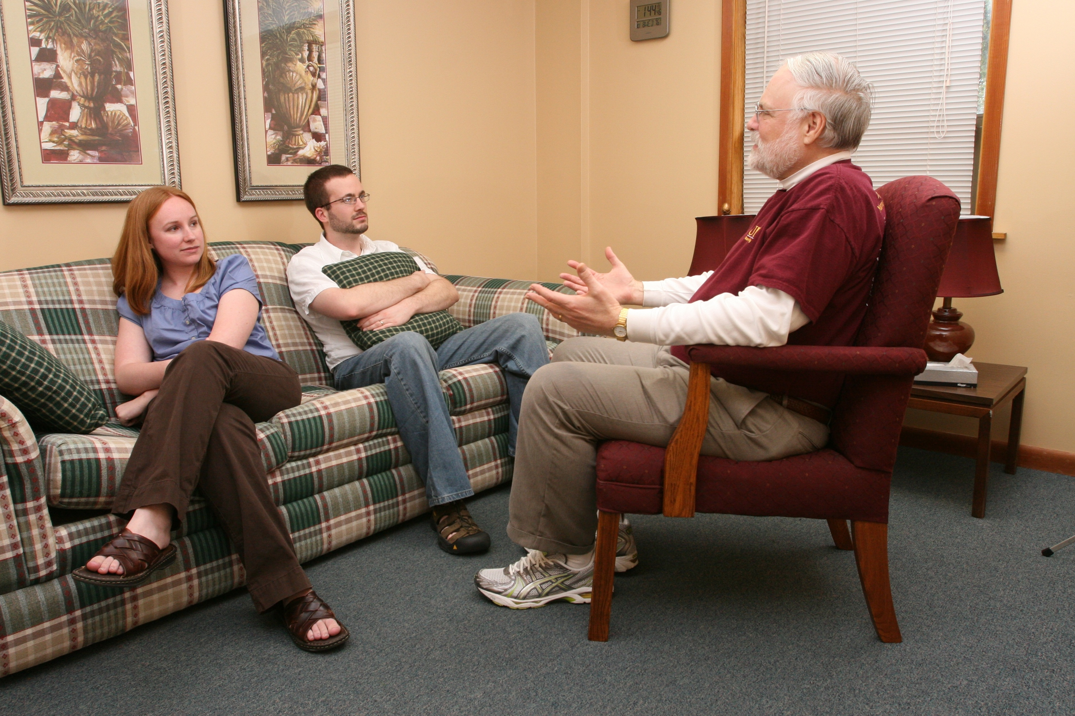When Pastoral Counseling Is A Waste Of Time