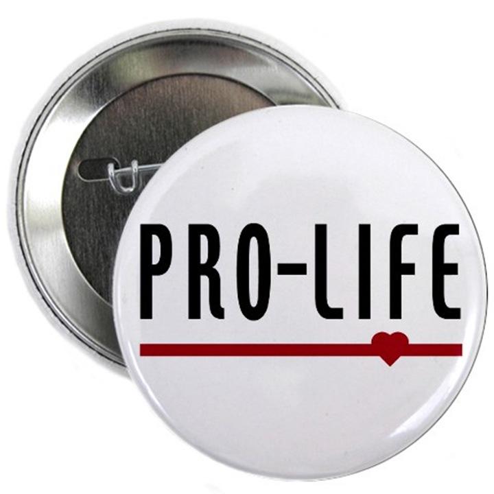 AbortionProLifeButton